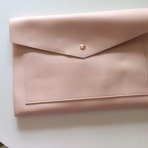 Clutch purse by Glass Ladder & Co